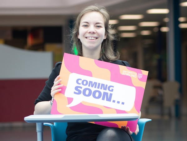 £21.7m transformation of Stirling student experience
