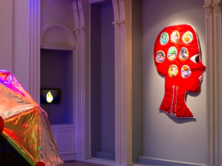 Mind-expanding exhibition inspired by Stirling research