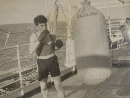 Exhibition of Scotland's boxing heritage to open in Stirling