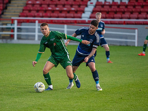 Stirling students targeting the Scottish Cup Third Round