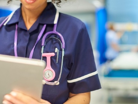 Almost 400 Stirling student nurses respond to COVID-19 call