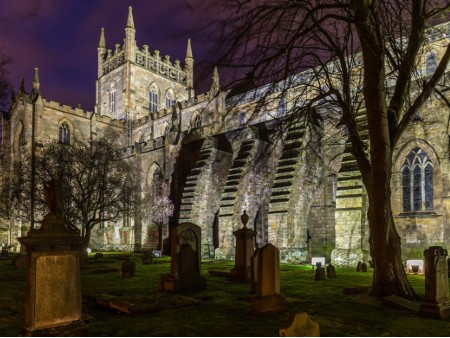 Research uncovers secrets of historic Dunfermline Abbey ahead of 200th anniversary