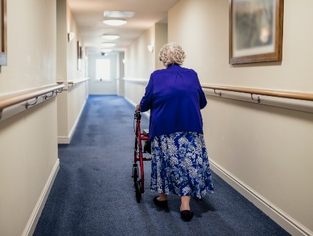 Stirling ageing expert awarded £600k for care home study