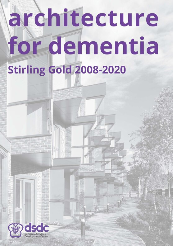 Architecture for Dementia book cover