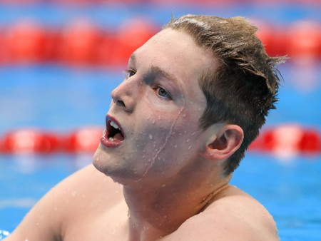 Record-breaker swimmer Duncan Scott leads Stirling success at British Trials