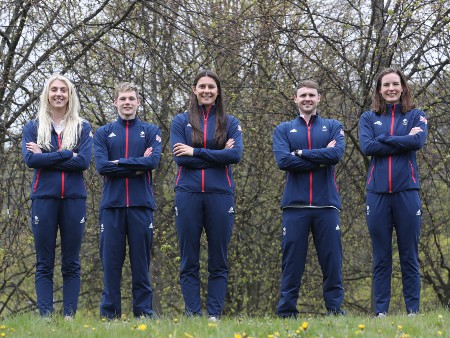 Five Stirling swimmers selected for Team GB Olympics team