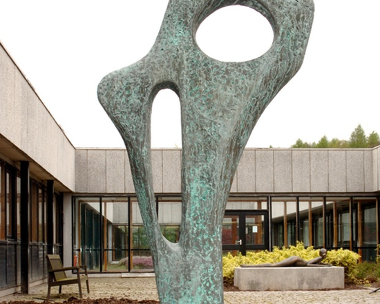 Figure (Archaean) by Barbara Hepworth