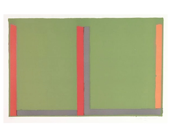 Large Swiss green (1968)