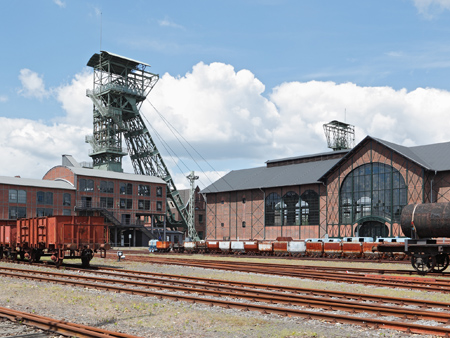 Image to accompany From coal to culture: re-thinking the mining heritage of the Ruhr area event