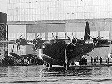 Sunderland Flying Boat factory, Calgarth Windermere thumbnail