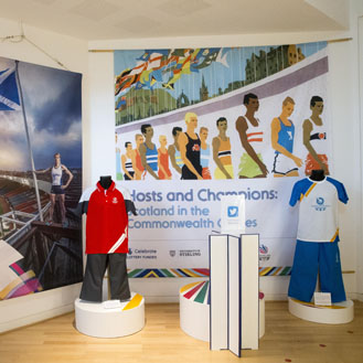 Commonwealth Games exhibition thumbnail