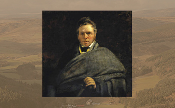 James Hogg research at Stirling