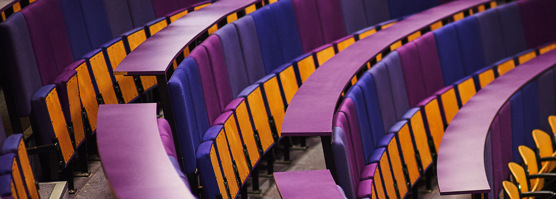 Logie Lecture Theatre at the University of Stirling