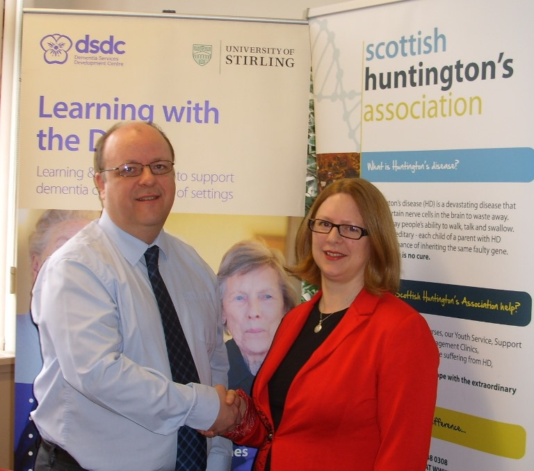 First Huntington's disease care qualification launched