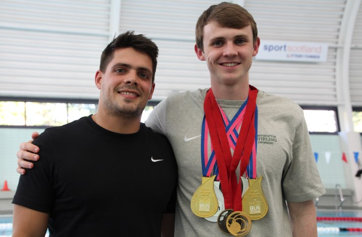 Stirling Swimming Programme Can Be Best In The World University Of Stirling