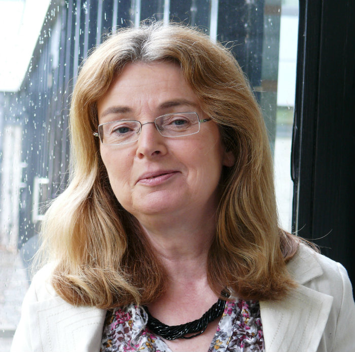 Professor Sally Haw