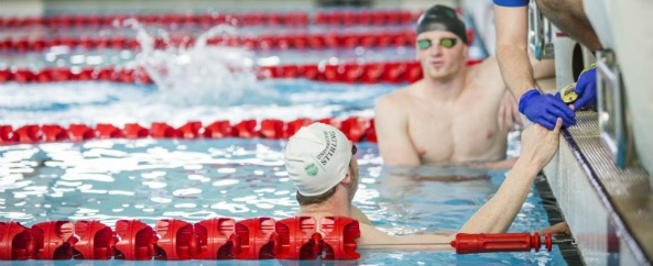 Six Stirling Swimmers Make British Performance Squads University Of Stirling