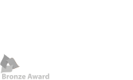 University accreditation logos for UK QAA, Queen's Anniversary Prize, Athena Swan Bronze Award, and the Scottish Credit and Qualifications Framework (SCQF)